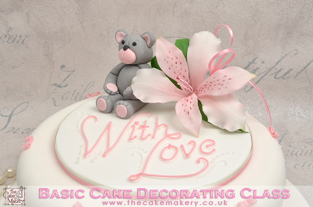 1 day cake decorating course london